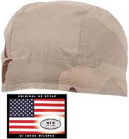 "Бандана MFH ""Headwrap"" 3-цветный пустынный камуфляж 10163Z"