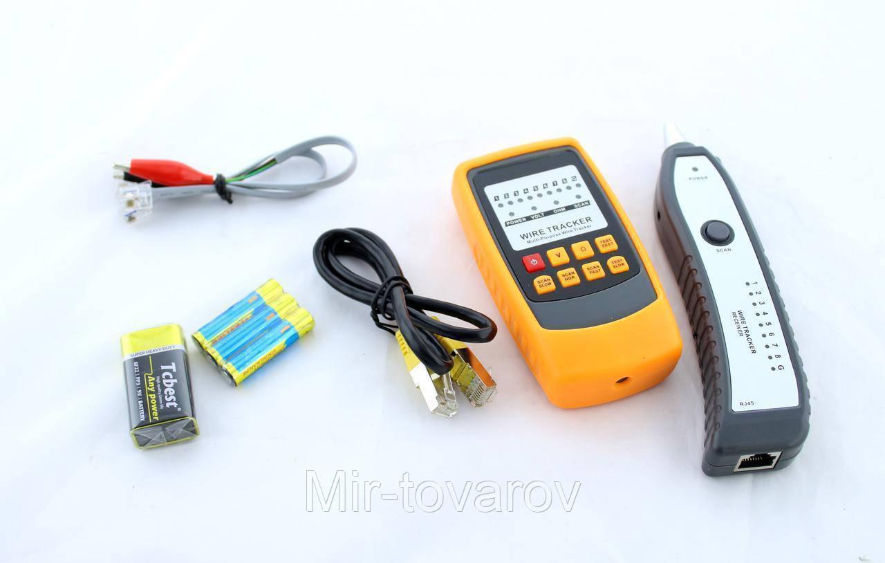 Мультиметр DT GM60 Искатель проводов  50
