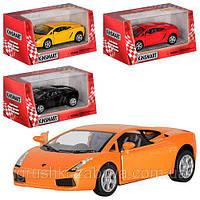 Машинка KT 5098 W металл, инерционная, 16-7,5-8см, игрушечная машинка, игрушка для мальчиков