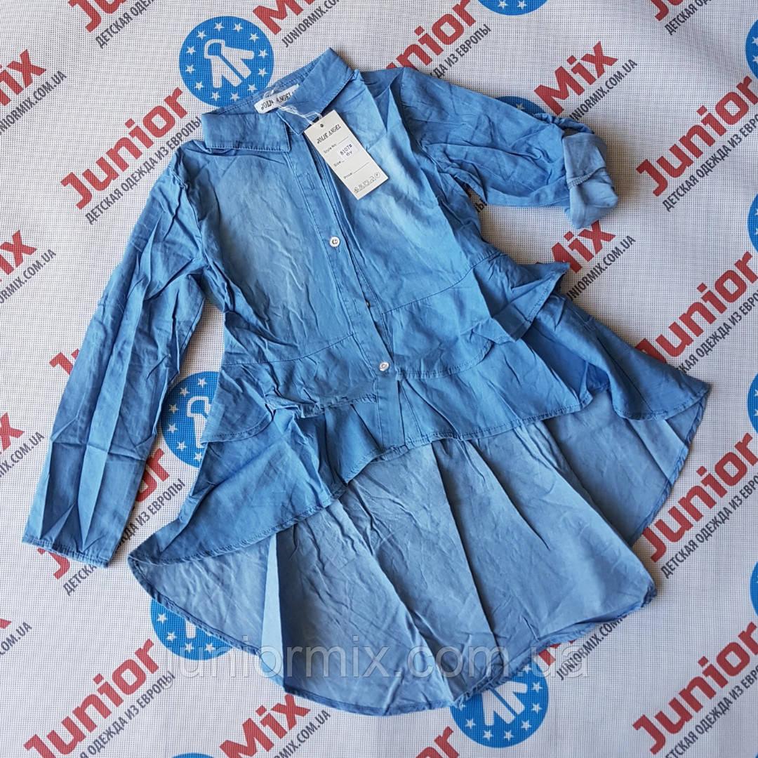 Подростковая джинсовая туника для девочек JOLIE ANGEL