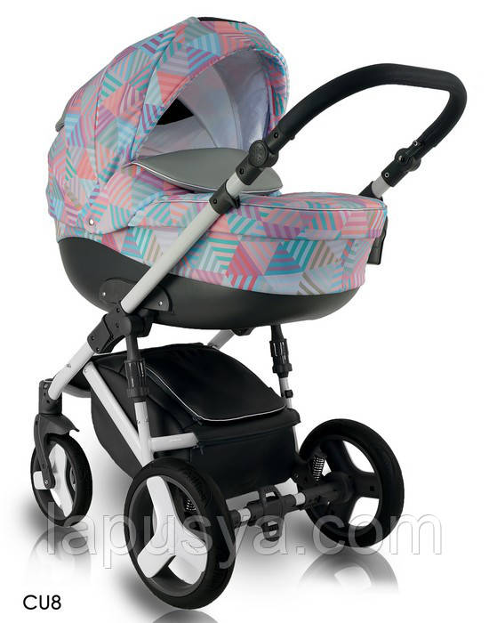 Дитяча коляска Bexa B4X Cube Amo