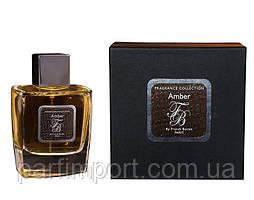 FRANCK BOCLET AMBER EDP 100 ml  парфюм унисекс (оригинал подлинник  Франция)
