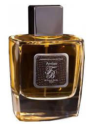 FRANCK BOCLET AMBER EDP 100 ml TESTER  парфюм унисекс (оригинал подлинник  Франция)
