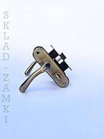 Врезной замок-защелка для дверей UNILOCK 50112 АВ