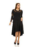Праздничное платье большего размера, фото 1