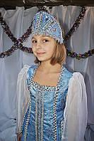 Детские карнавальные национальные костюмы Василиса 2