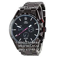 Наручные часы механические  часы  копия Tag Heuer Grand Carrera