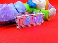 Электронные LED Часы DIY(kit- набор)