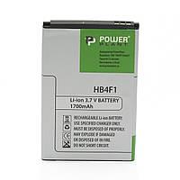 Аккумулятор PowerPlant Huawei C8600 (HB4F1) 1700mAh