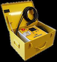 Аппарат для электромуфтовой сварки труб до 1200 мм., Nowatech ZERN-4000