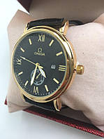 Часы Omega Мужские наручные часы Silver, Омега Сильвер, Киев