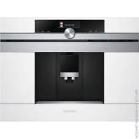 Кофеварка Siemens CT636LEW1