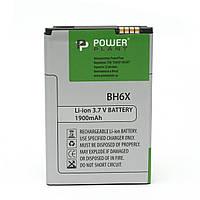 Аккумулятор PowerPlant Motorola MB860 (BH6X) 1900mAh