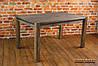 Стол деревянный обеденный Ст-1, ясень или дуб, (Ш1400* В760 * Г900), фото 3