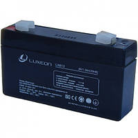 Аккумуляторная батарея AGM Luxeon LX613 6В 1,3АЧ