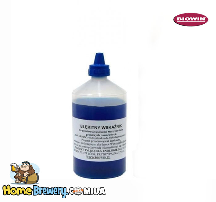 Индикаторная жидкость для тестера кислотности Acidimeter BIOWIN