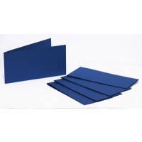 Набор заготовок для открыток 5шт 15,5*15,5см №4 темно Синий 220г/м Margo 94099014