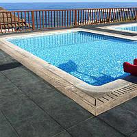Противоскользящее покрытие для бассейна, сауны, бани.