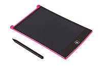 LCD планшет для рисования и записей PowerPlant 8.5 дюйма, розовый