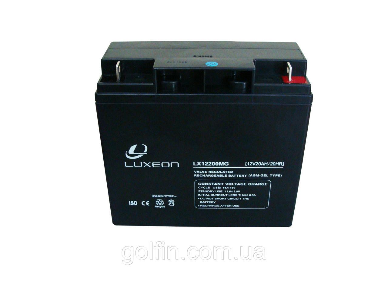 Аккумуляторная батарея AGM Luxeon LX12-200MG 12В 200АЧ