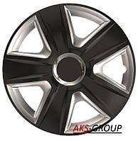 Колпаки R16 Versaco Esprit RC Black&Silver