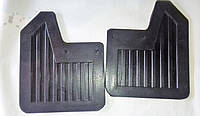 Брызговики передние Ваз 2121, 21213,Нива  резиновый (к-кт 2 шт.), фото 1
