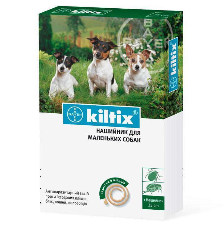Kiltix нашийник 35 см для собак