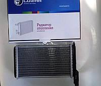 Радиатор отопителя (печки) алюминиевый ВАЗ 2108,2109,2113-2115Luzar Comfort LRh 0108b , фото 1
