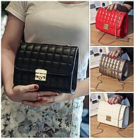 Женская сумка клатч через плечо IMPRESS