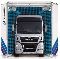 Портальная мойка для грузовых автомобилей Washtec Maxi Wash Vario