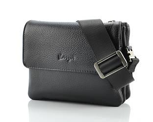 Небольшая мужская сумка Karya 0637-45 (Турция)