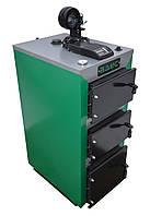 Котел твердотопливный АДЕС 25 kW