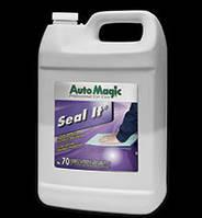 Auto Magic № 70 - Seal-It, полировка авто, хрома 3,785 (1 gal)