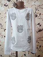 Детский реглан, блуза для девочки, фото 1