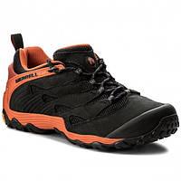Мужские зимние кроссовки Merrell Chameleon 7 Black\Orange