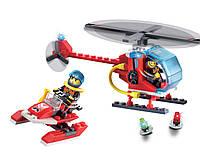 """Конструктор BRICK (LEGO) """"Пожарная охрана"""" 111 деталей, 902"""