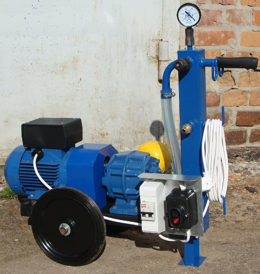 Доильный аппарат для коров Стелла АИД-2 сухой