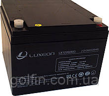 Аккумуляторная батарея AGM Luxeon LX12-26MG  12В 26АЧ