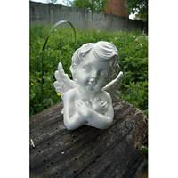 Статуэтка ангел Торс (белый)