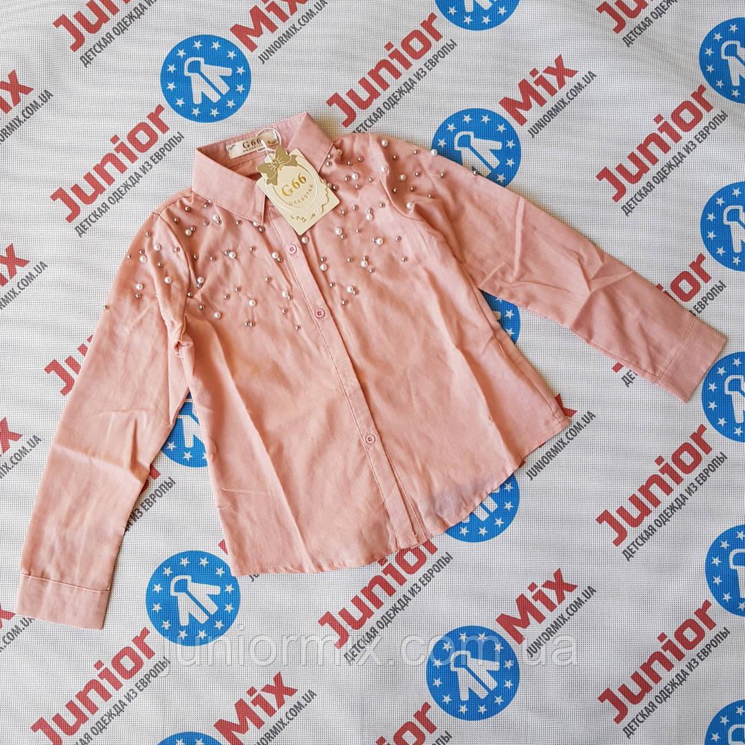 Подростковые рубашки для девочек оптом  G66, фото 1