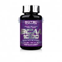 Scitec Nutrition BCAA 1000 спортивное питание