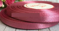 Лента атласная 6мм розово-сиреневая