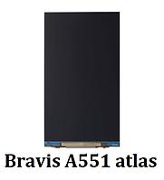 LCD дисплей, экран для Bravis A551 Atlas