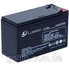Аккумуляторная батарея AGM Luxeon LX1290 12В 9АЧ
