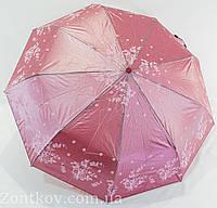 """Женский зонтик автомат с напылением по ткани от фирмы """"Lantana"""""""