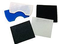 Набор фильтров под колбу (DJ97-01040C) + выходной фильтр (DJ63-00669A) пылесоса Samsung