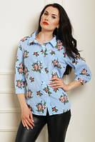 Рубашка стильная  женская(50/52), доставка по Украине