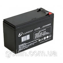 Акумуляторна батарея AGM LX1270E 12В 7а / год.