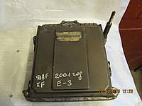 Блок управления двигателем (мозги) DAF XF Евро 3 бу