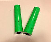 Ценники маленькие,зелёные